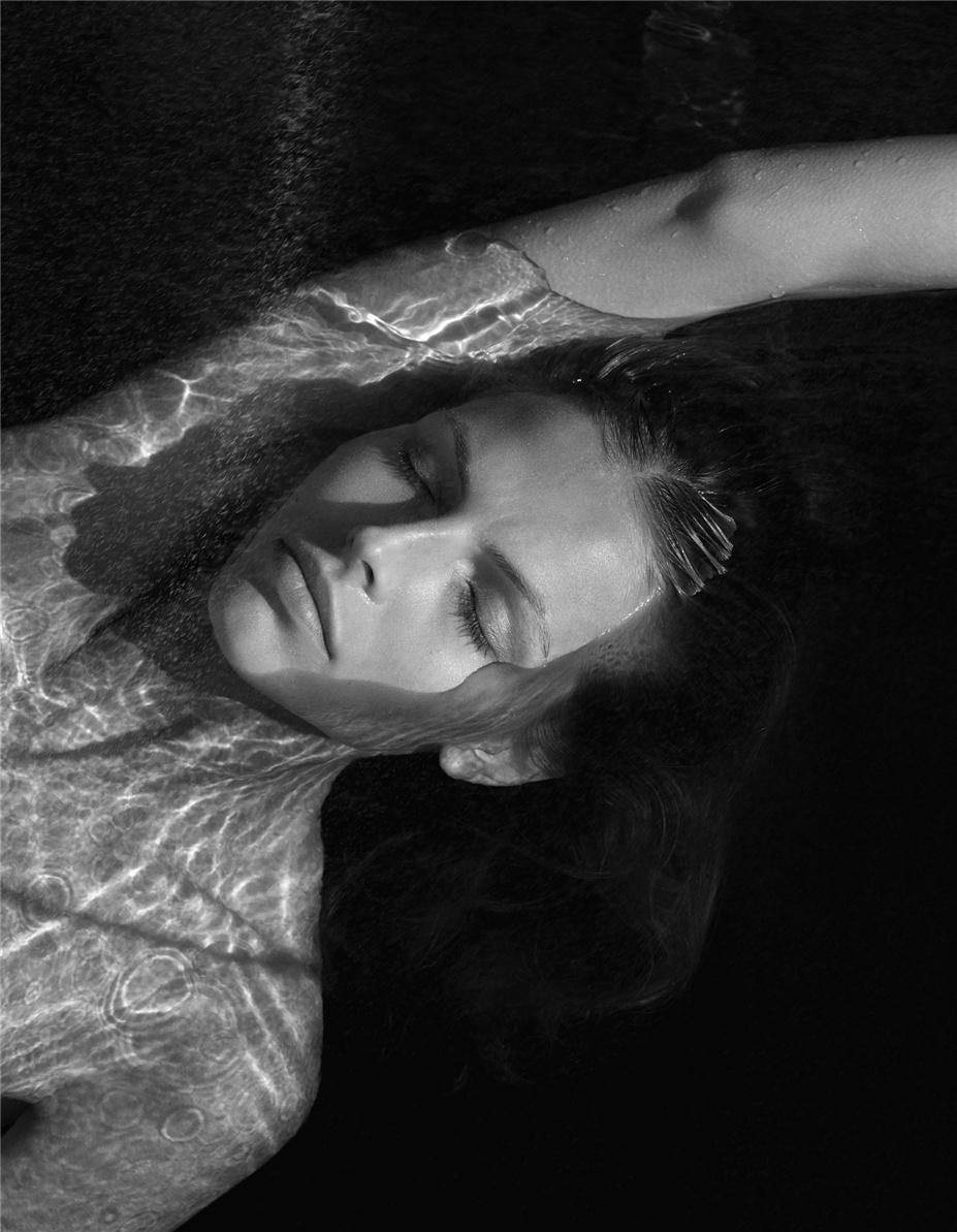 Карлина Цауне / Karlina Caune by Benjamin Vnuk in Scandinavia S/S/A/W Magazine 10th issue spring/summer 2015
