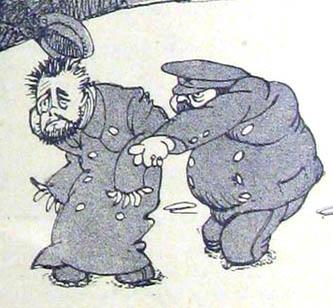 Сатирикон 1909 7 кар на Рухлова фр.jpg