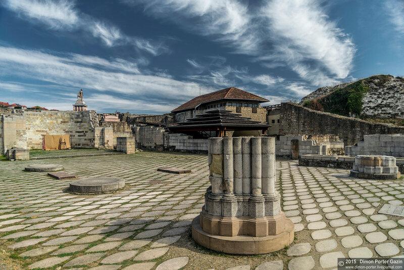 Венгрия. Эгерская Крепость.
