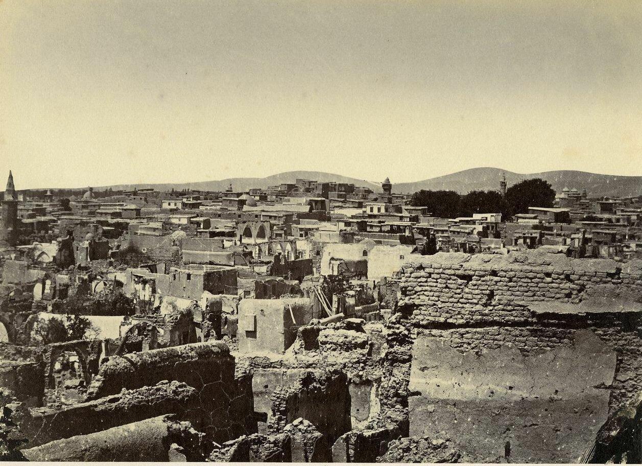 Иерусалим. Панорама