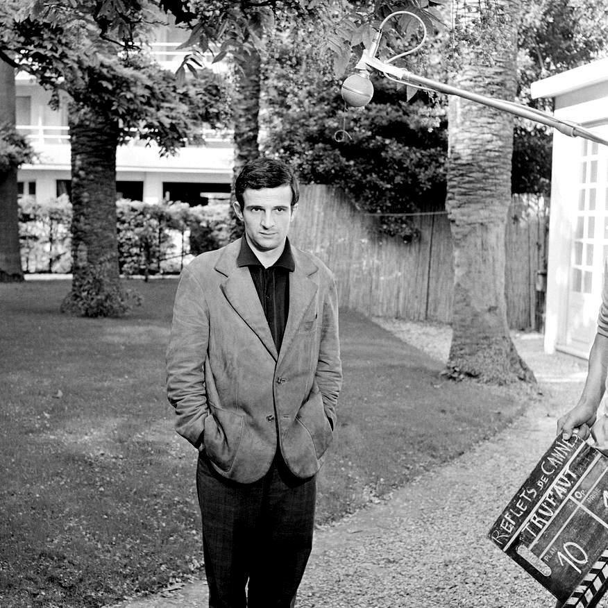 1959. Франсуа Трюффо  в Каннах