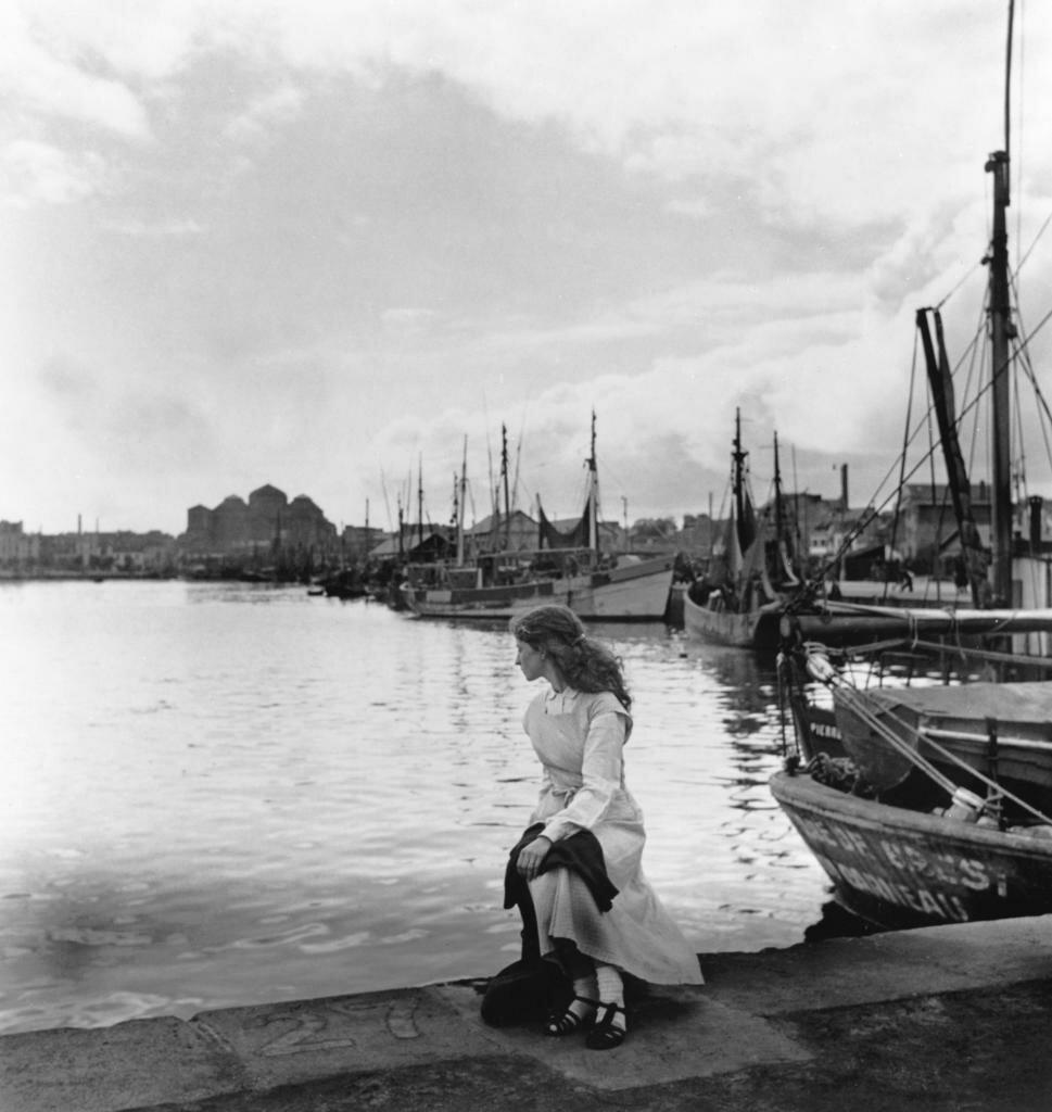 1948. Лелла в Конкарно