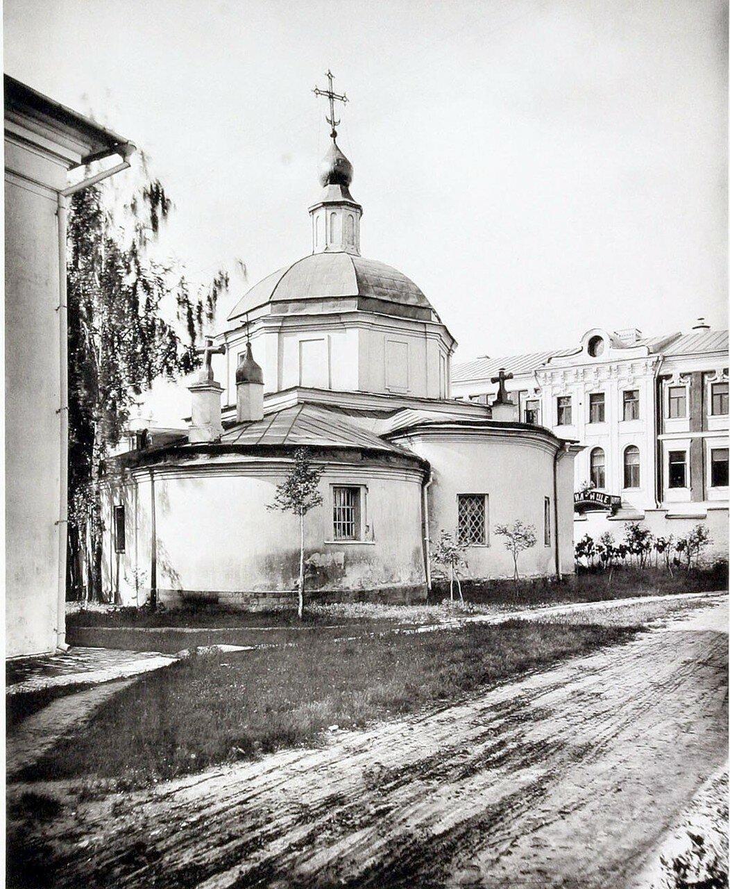 321. Церковь Преподобного Сергия при Румянцевском музее