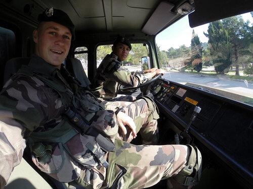 Франзузский иностранный легион