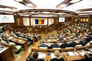 Сегодня в Молдове на первое заседание собирается парламент