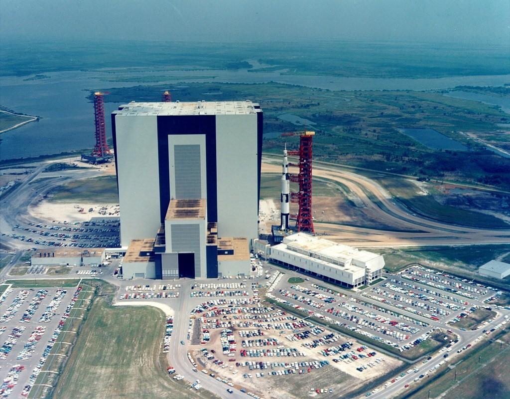 Самое крупное одноэтажное сооружение в мире