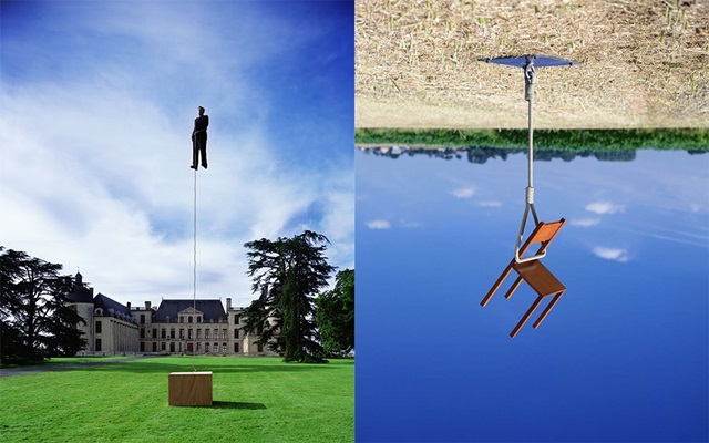 Филиппе Раметте сюрреалистические фотографии