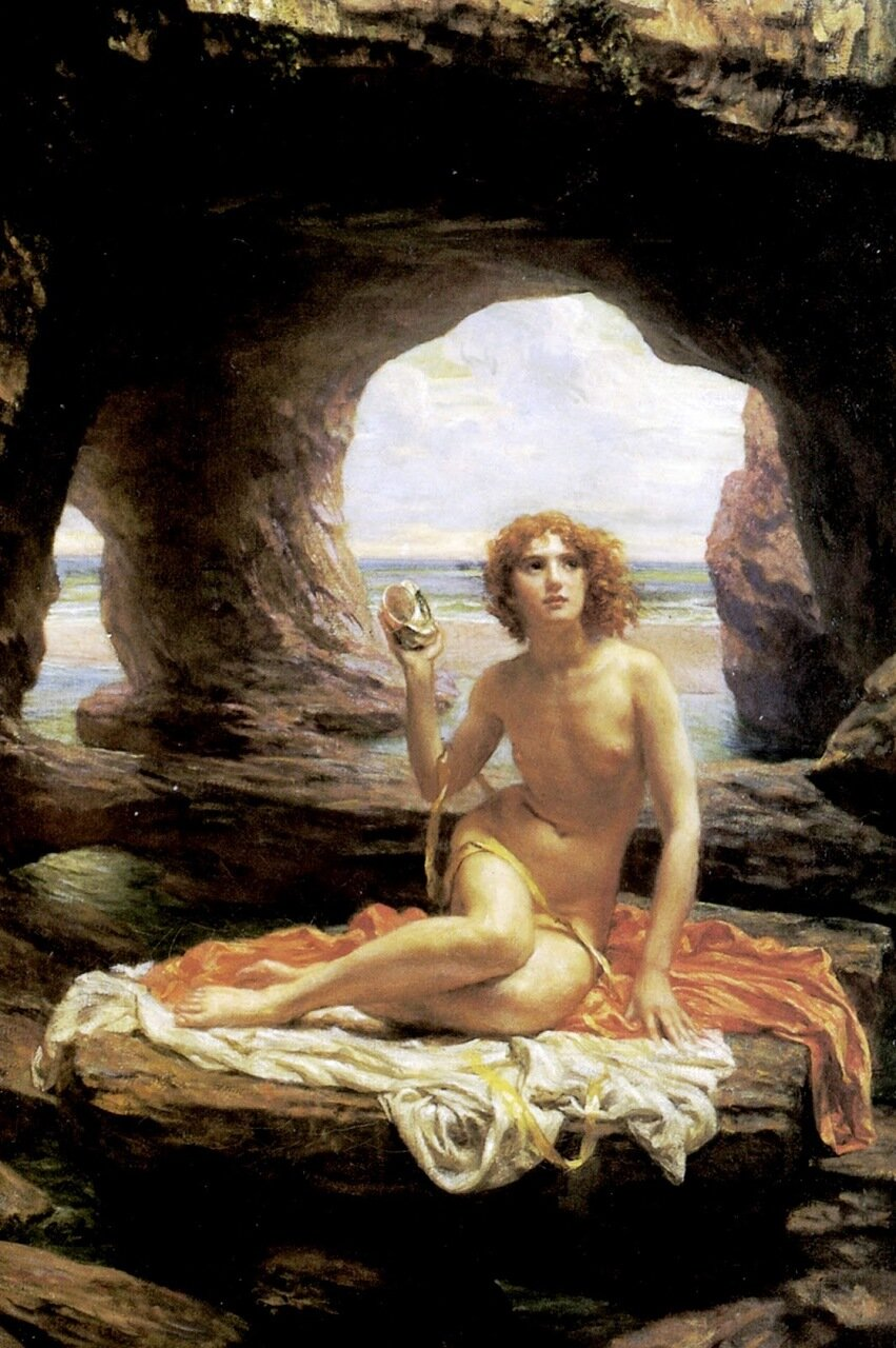 Sir-Edward-Poynter-1836-1919-Artist-British-Classicist-At-Low-Tide.jpg