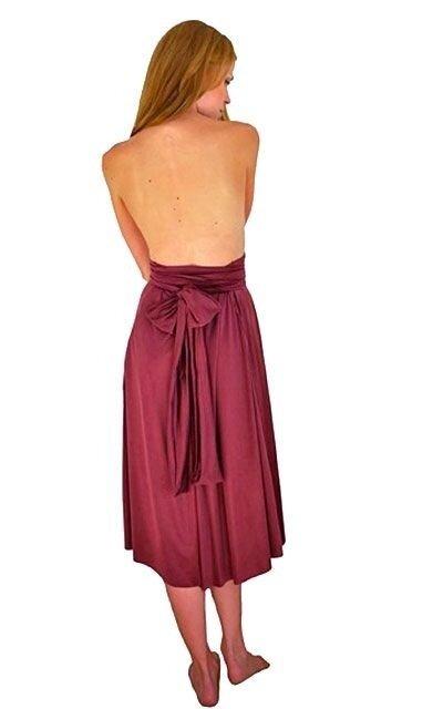 Бесконечное платье Хэйли Старр