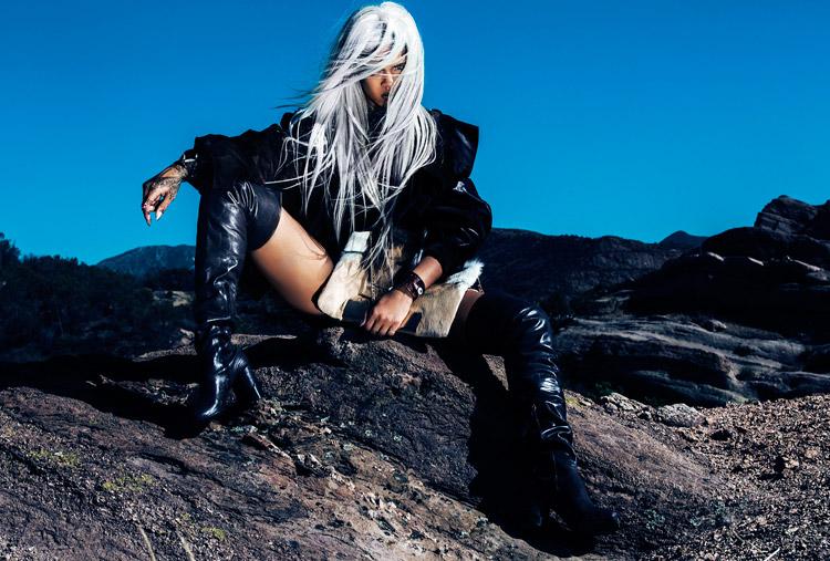 Рианна (Rihanna) в журнале TUSH (13 фото)