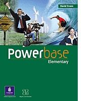 Аудиокнига Powerbase Elementary Coursebook + audio
