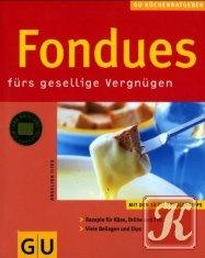 Книга Fondues. Gu kuchenratgeber