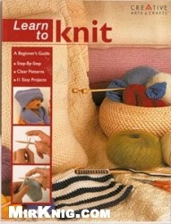 Книга Learn To Knit
