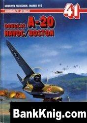 Книга Douglas A-20 Havoc / Boston (Monografie Lotnicze 41)