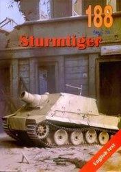 Книга Sturmtiger (Militaria 188)