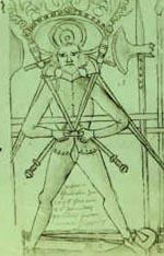 Книга Codex Wallerstein - 1470