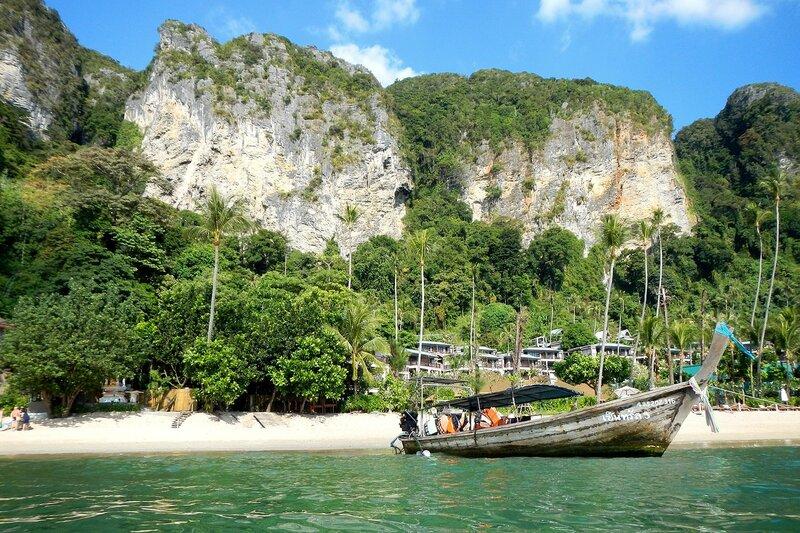 Пляж Pai Plong Beach