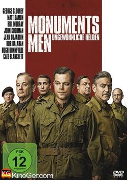 Monuments Men - Ungewöhnliche Helden (2014)