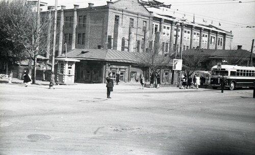 Челябинск в 1950-е годы