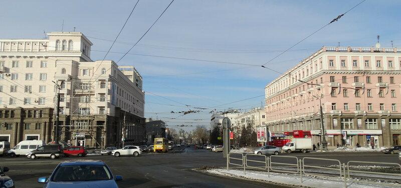Улица Большая - Цыиллинга