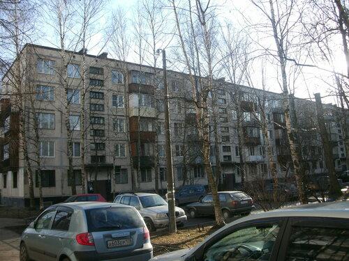 ул. Подвойского 31к2