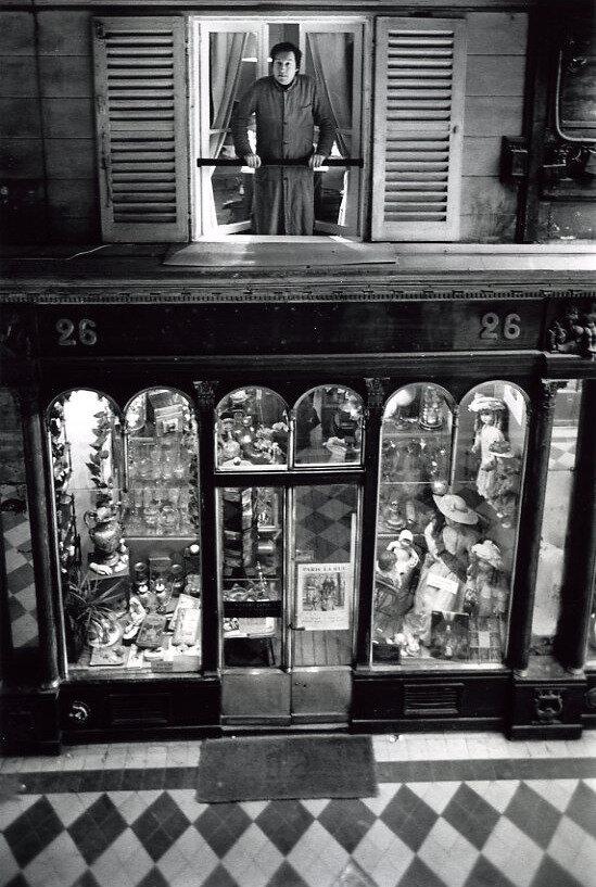1976. Роберт Капиа, Галерея Веро-Дода