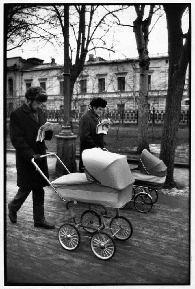 1972. Москва