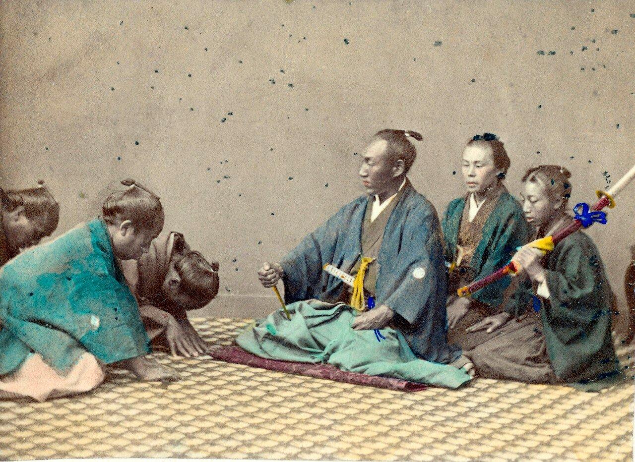 Японский начальник