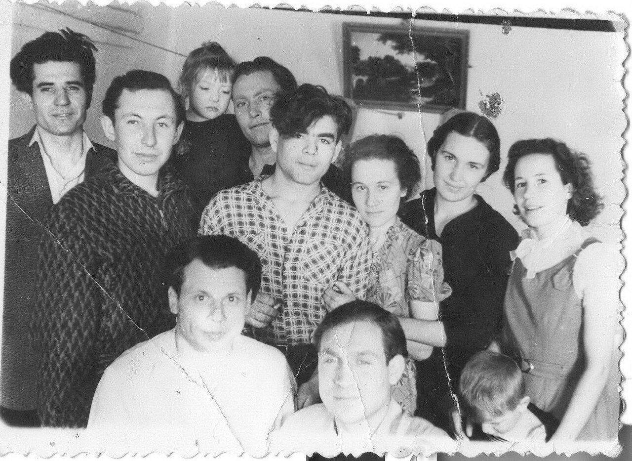 Молодежь 1950-х