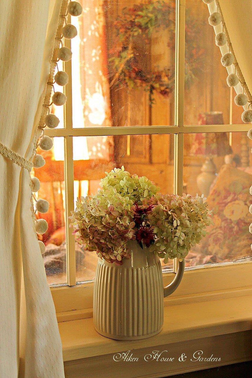 Осенний уют в доме картинки