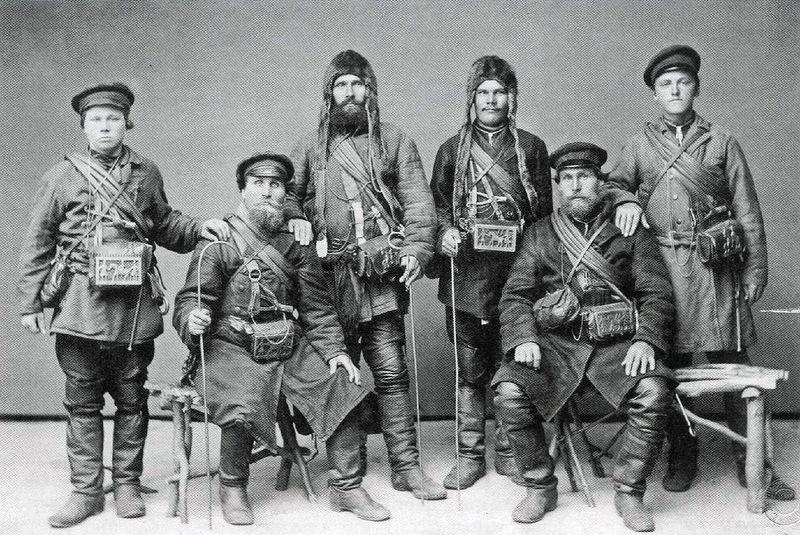 Зачем русскому борода Сила в русской бороде