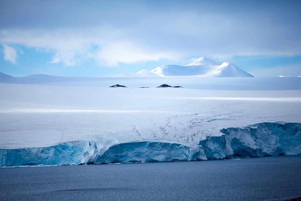 Какой вы не видели Антарктиду