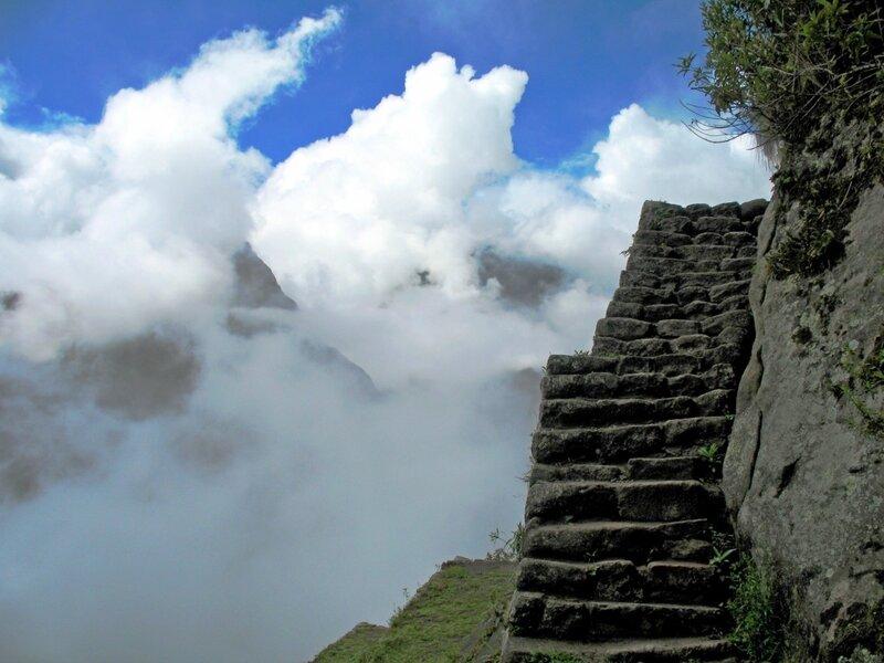 Таинственные постройки затерянного города Мачу-Пикчу
