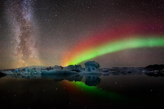 Красивые фотографии полярного сияния 0 10d620 654c6433 orig