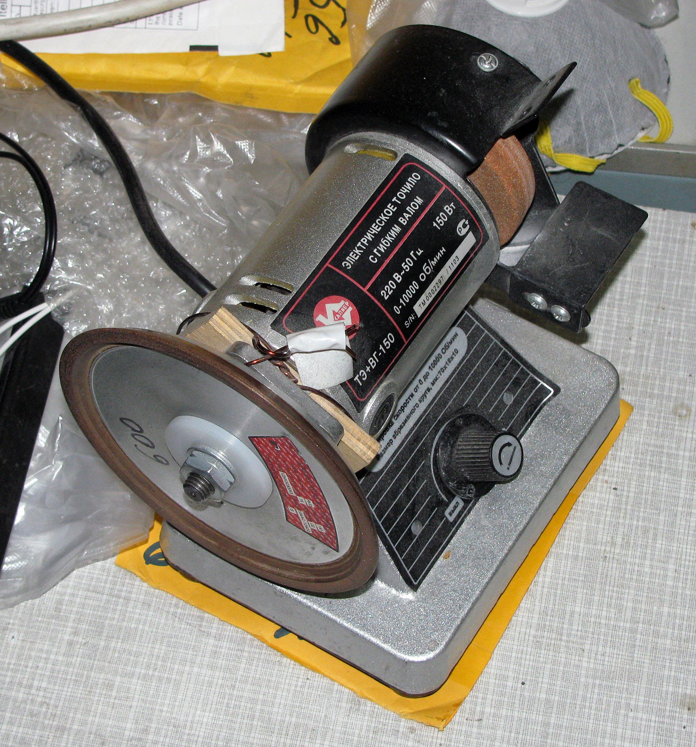 управление двигателем швейной машины схема