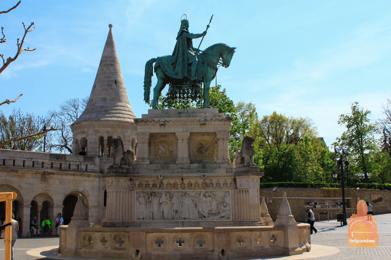 Рыбацкий бастион в Будапеште история