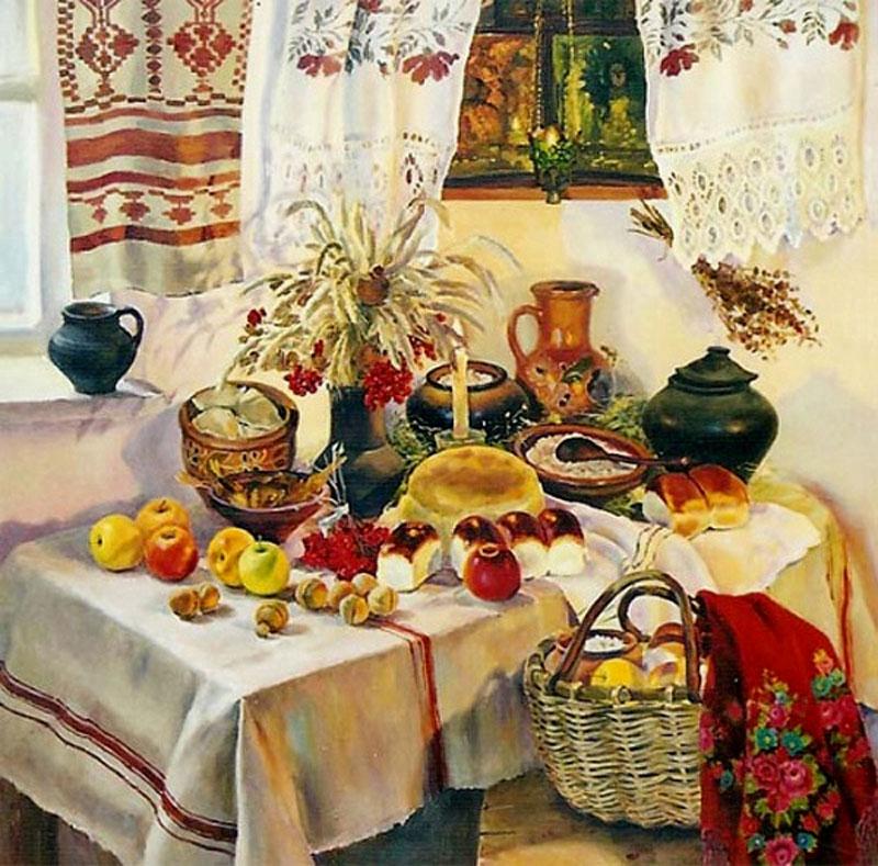 Надежда Полуян–Внукова (Украина) - Рождественский вечер