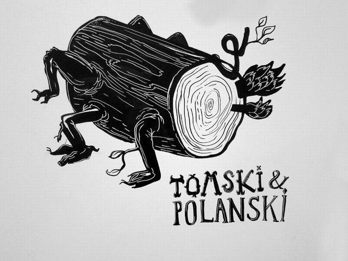 Студия графического дизайна Tomski & Polanski. Прага, Чехия