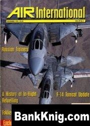 Журнал Air International 1995 №11   (v.49 n.5) pdf 43,92Мб