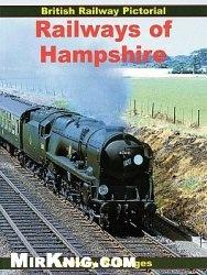Книга Railways of Hampshire