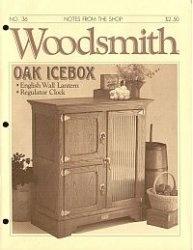 Журнал Woodsmith №36 1984