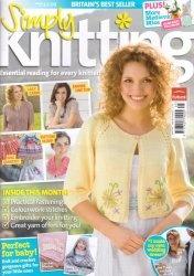 Журнал Simply Knitting May 2009
