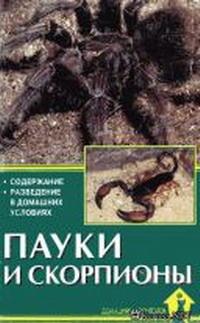 Книга Пауки и скорпионы