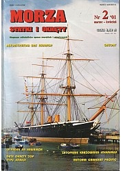 Журнал Morze Statki i Okrety 2001 No 2