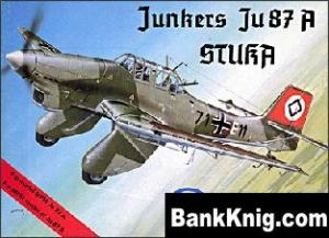 Книга MPM Profile - Junkers Ju 87 A Stuka