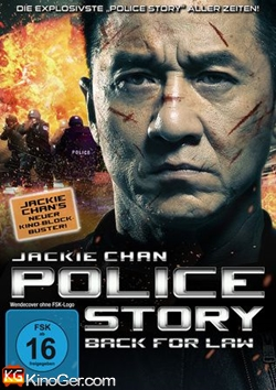 Police Story Back for Law (2013)