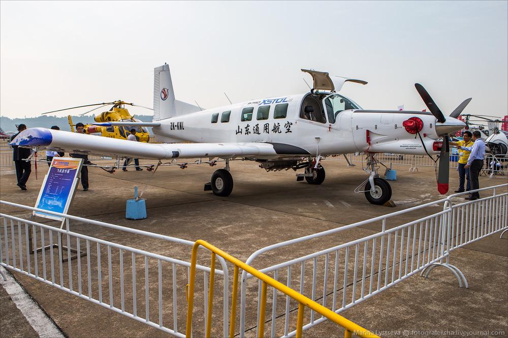 Будущее авиации Китая