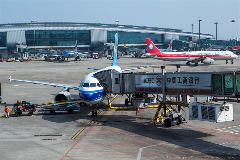 Аэропорт Шенжень