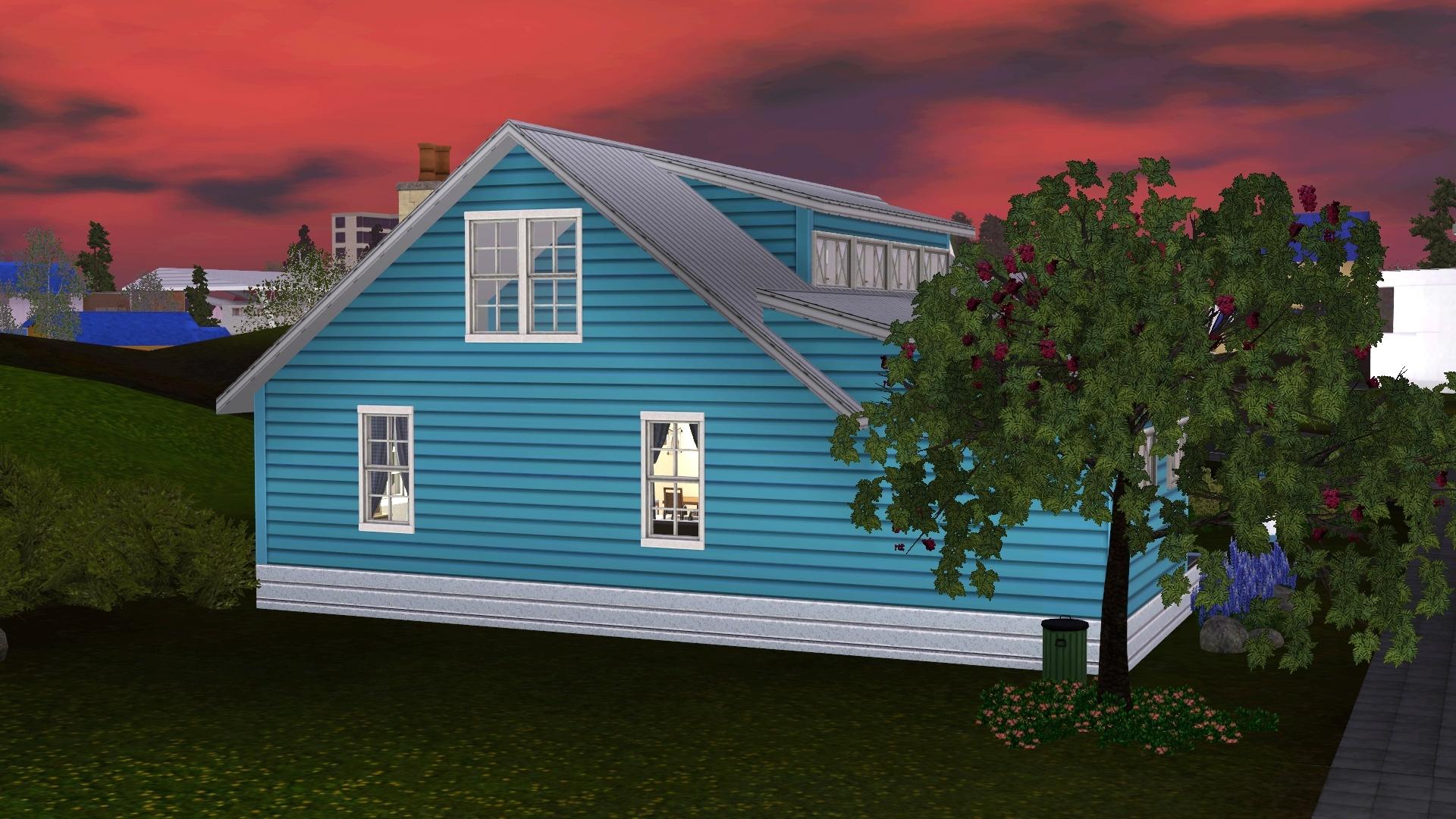 Cottage Lupins by ihelen