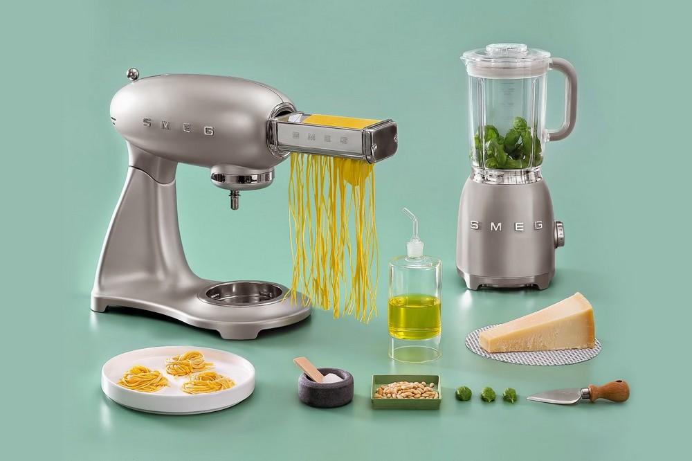кухонная техника в ретро-стиле SMEG